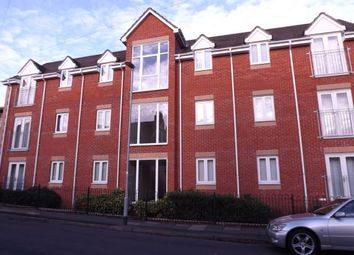 Thumbnail 2 bed flat for sale in James Street, Stoke-On-Trent, Staffordshire