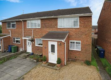 Thumbnail 3 bed end terrace house for sale in Russet Way, Melbourn