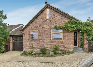 Thumbnail 5 bed detached bungalow for sale in Old Kennels Lane, Winchester