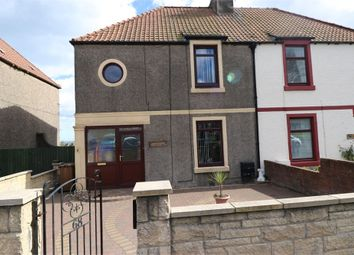 Thumbnail 3 bed semi-detached house for sale in Wellesley Road, Buckhaven, Fife