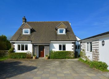 Thumbnail 2 bed detached house for sale in Cross Roads, Lewdown, Okehampton