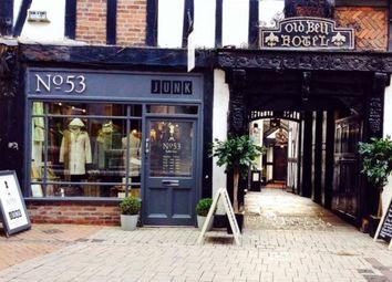 Thumbnail Retail premises to let in Old Blacksmiths Yard, Sadler Gate, Derby