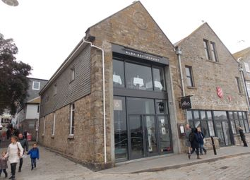 Thumbnail Commercial property for sale in Wharf Road, St. Ives