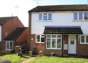 Thumbnail 2 bed semi-detached house for sale in Smith Close, Ninfield, Battle