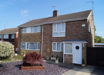 Thumbnail 3 bed semi-detached house for sale in Duncroft Road, Hucclecote, Gloucester