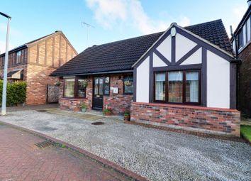 Thumbnail 2 bed detached bungalow for sale in Hilton Close, Belton, Doncaster