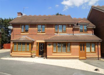 Thumbnail 4 bed detached house for sale in Primrose Close, Haydon Wick, Swindon, Wiltshire