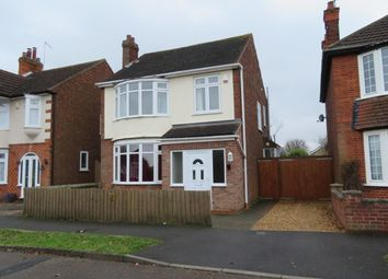 Thumbnail 3 bedroom property for sale in Grange Avenue, Dogsthorpe, Peterborough