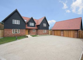 Thumbnail 5 bedroom detached house for sale in Fen Lane, Bulphan, Upminster