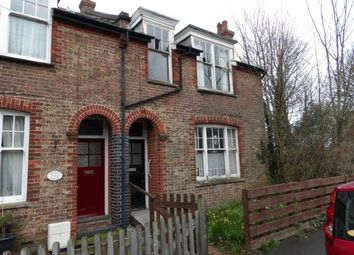 Thumbnail 3 bed end terrace house for sale in Fort Road, Newhaven, East Sussex, .