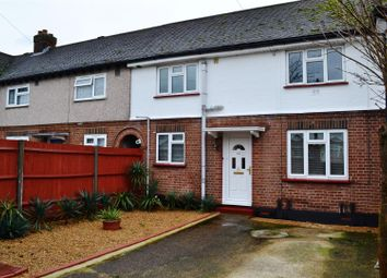 Thumbnail 3 bed terraced house to rent in Thornton Avenue, West Drayton