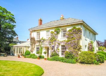 Thumbnail 6 bed detached house for sale in North Road, High Bickington, Umberleigh