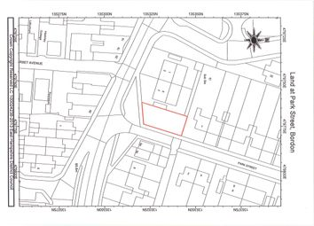 Thumbnail Land for sale in Park Street, Bordon