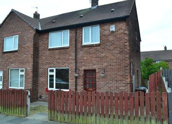 Thumbnail 3 bed terraced house to rent in Kitt Green Road, Wigan