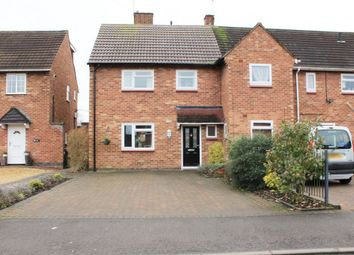 Thumbnail 3 bed end terrace house for sale in Essex Close, Kenilworth