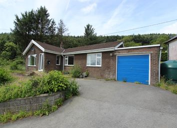 Thumbnail 3 bed bungalow to rent in Brynawelon, Llanafan, Aberystwyth