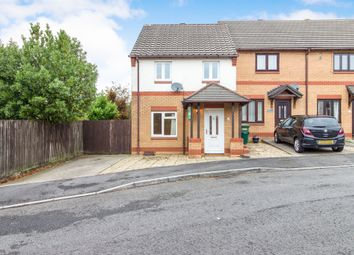 Thumbnail 3 bed semi-detached house for sale in Cwrt Y Waun, Beddau, Pontypridd