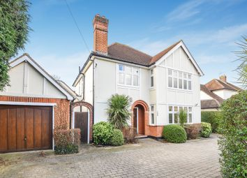 Thumbnail 4 bed detached house to rent in West Grove, Hersham, Walton-On-Thames