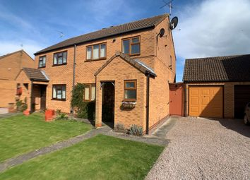 Thumbnail 3 bed semi-detached house to rent in Essex Way, Bourne