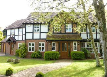 Thumbnail 4 bed detached house for sale in Fearn Close, New Waltham, Grimsby