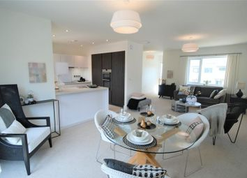 Thumbnail 2 bedroom flat to rent in The Chasse, Topsham, Exeter