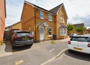 Thumbnail 2 bed end terrace house to rent in Karina Close, Chigwell