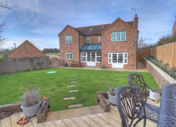 Thumbnail 6 bed detached house for sale in Spring Lane, Yielden, Bedford