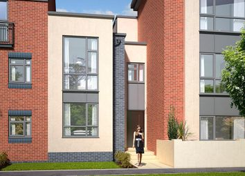 "Thumbnail 3 bed terraced house for sale in ""The Dartmoor"" at Leek Road, Hanley, Stoke-On-Trent"