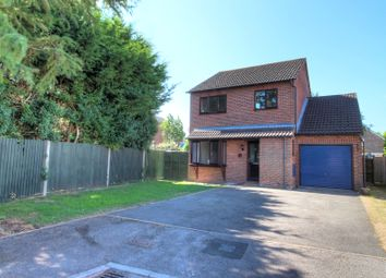 Thumbnail 4 bed detached house for sale in Long Close, Kintbury, Hungerford