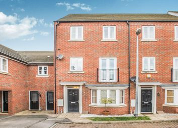 Thumbnail 4 bed town house for sale in Sandpiper Way, Leighton Buzzard