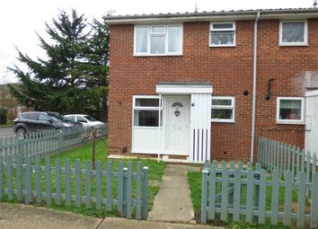 Thumbnail 1 bed end terrace house for sale in Lavender Way, St. Ives, Huntingdon