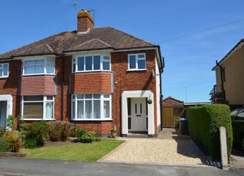 Thumbnail 3 bed semi-detached house for sale in Hart Close, Hillmorton, Rugby