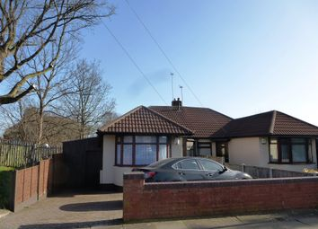 Thumbnail 2 bed semi-detached bungalow for sale in Lilleshall Road, Birmingham