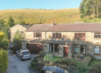Thumbnail 5 bed semi-detached house for sale in Cowpe Road, Cowpe, Rossendale