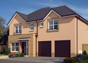 "Thumbnail 4 bed detached house for sale in ""The Westbury"" at Bowmont Terrace, Dunbar"