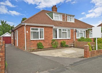Thumbnail 3 bed semi-detached bungalow for sale in Bradly Road, Fareham, Hampshire