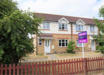 Thumbnail 3 bed end terrace house for sale in Chaffinch Drive, Ashford