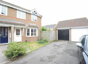 Thumbnail 3 bed semi-detached house for sale in Cherry Tree Drive, Brandon Groves, Essex
