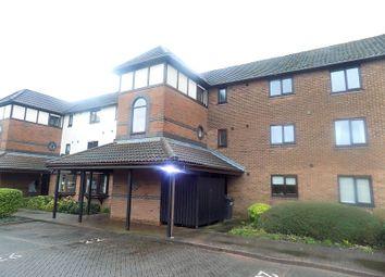 Thumbnail 2 bed flat for sale in Newsholme Close, Culcheth, Warrington