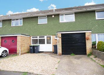 Thumbnail 3 bed terraced house to rent in Grange Close, Denvilles, Havant