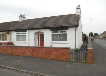 Thumbnail 2 bedroom end terrace house for sale in Croft, Larkhall