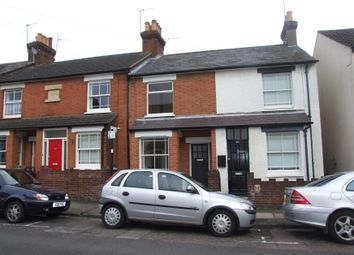 Thumbnail 2 bed terraced house to rent in Cavendish Road, St. Albans, Herts