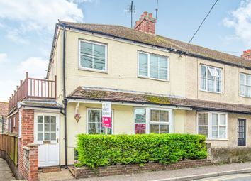 Thumbnail 3 bedroom end terrace house for sale in Station Road, Thetford