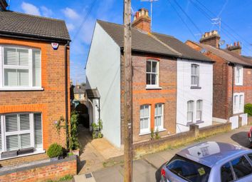 Thumbnail 2 bed semi-detached house for sale in Cannon Street, St.Albans