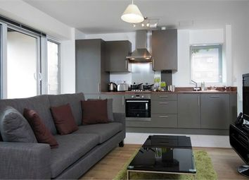 Thumbnail 2 bedroom flat to rent in Coutts Court, 75 Wallwood Street, London