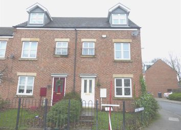 Thumbnail 3 bed terraced house to rent in Glebe Close, Fishburn, Stockton-On-Tees