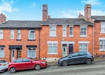 Thumbnail 3 bed terraced house for sale in Gerrard Street, Stoke-On-Trent, Staffordshire, Staffs