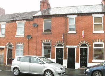 Thumbnail 2 bed terraced house to rent in East Street, Kidderminster