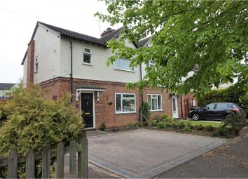Thumbnail 3 bed semi-detached house for sale in Coronation Street, Evesham