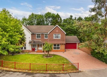 Thumbnail 5 bedroom detached house to rent in Quarry Gardens, Leatherhead
